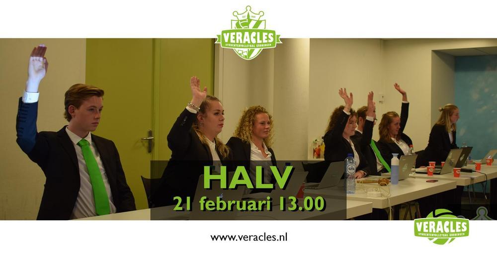 Halfjaarlijkse Algemene Ledenvergadering 21 februari
