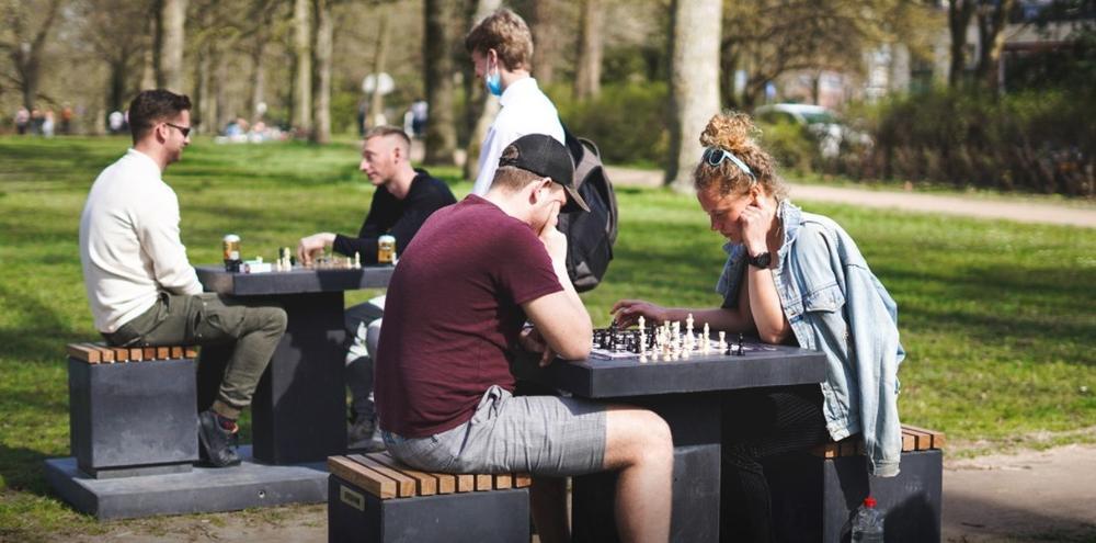 Veracles in de ban van Vera-Chess
