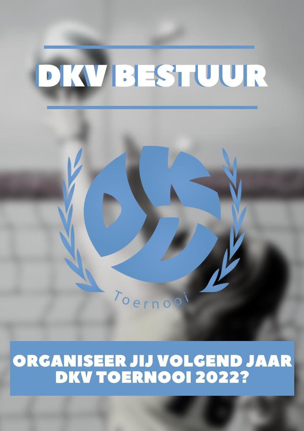 DKV-bestuur gezocht!