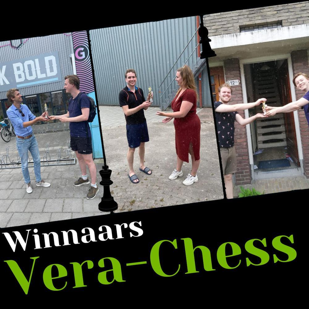 Winnaars Vera-Chess bekend!