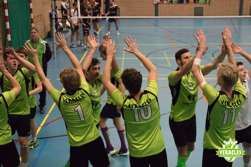 Sneek- Veracles heren 1