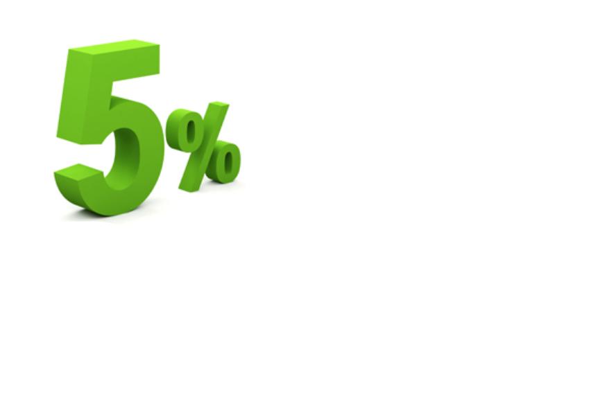 Vind een Sponsor, krijg 5% van het sponsorbedrag!