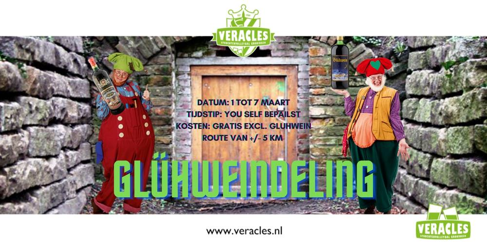 De ReisCie presenteert: de Glühweindeling!