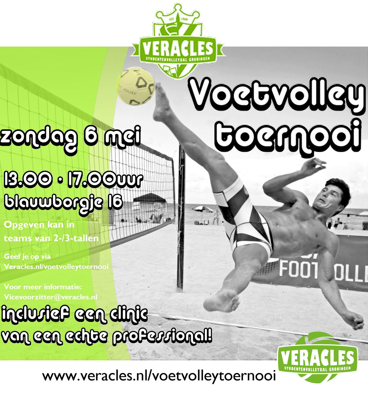 Voetvolley Veracles Toernooi