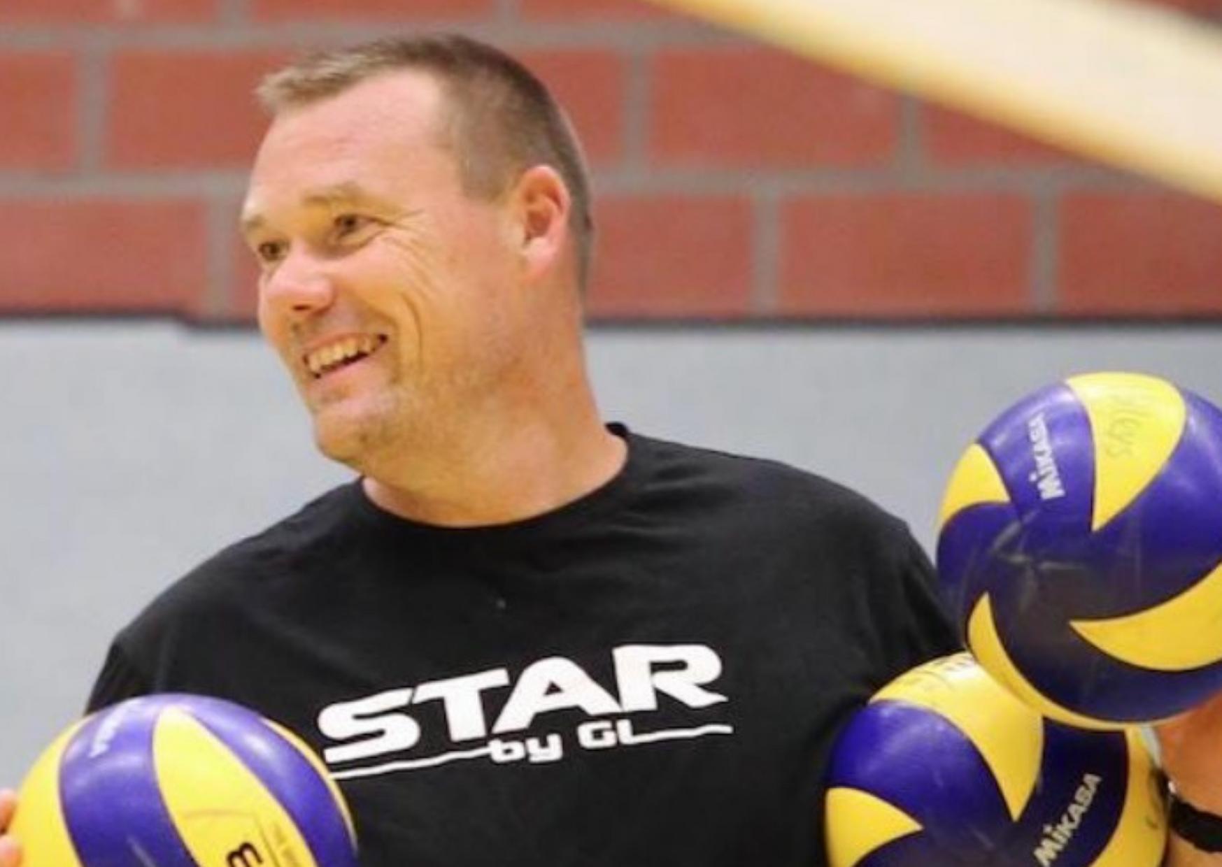Arno van Solkema nieuwe hoofdtrainer/coach van Veracles Dames 1