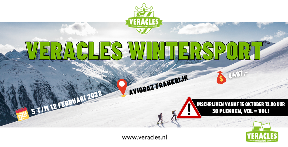 Veracles Wintersport!